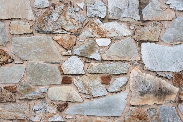 Natürlicher hintergrund von steinen