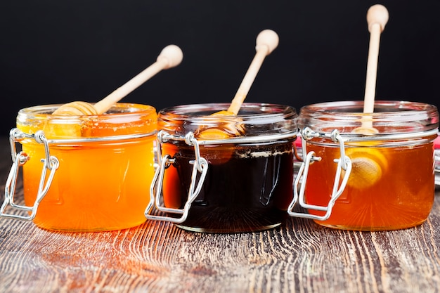 Natürlicher honig