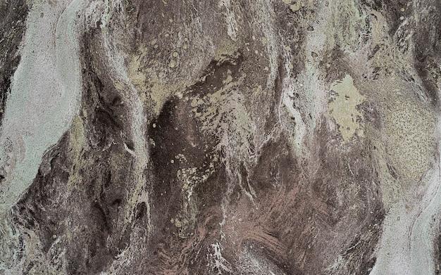 Natürlicher luxus. marmoreffekt. alte orientalische zeichentechnik. marmor textur. acrylmalerei - kann als trendiger hintergrund für poster, karten, einladungen verwendet werden