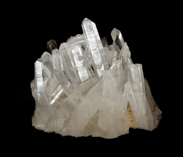 Natürlicher quarzkristall