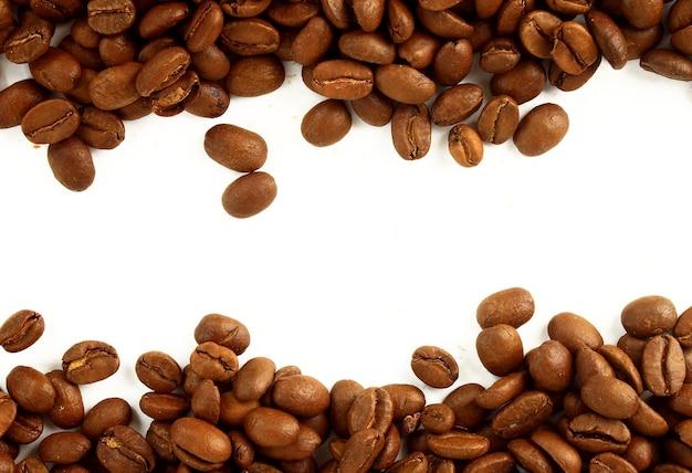 Natürliches kaffeekorn.