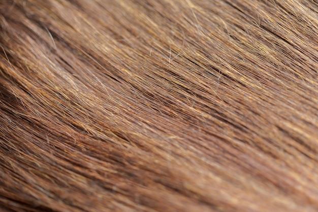 Natürliches menschliches haar