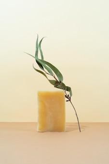 Natürliches selbstpflegeprodukt