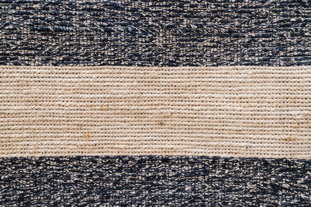 Natürliches sisal gesponnener mischoberflächen-, beschaffenheits- und farbhintergrund