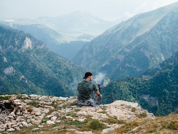 Natur berge ruhe frische luft