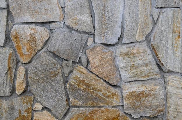 Natursteinmauerbeschaffenheit, hintergrund.