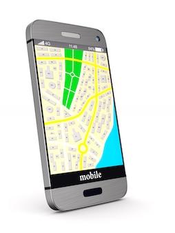 Navigation im telefon