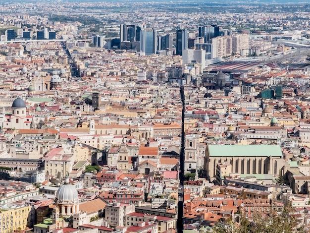 Neapel panoramablick