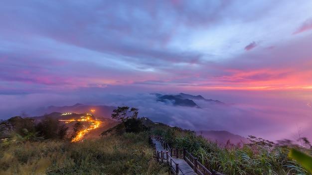 Nebel der taiwan ranch