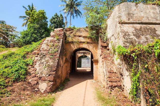Negombo fort, sri lanka