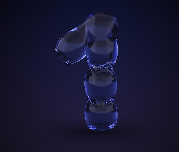 Neonwasser nummer 1.