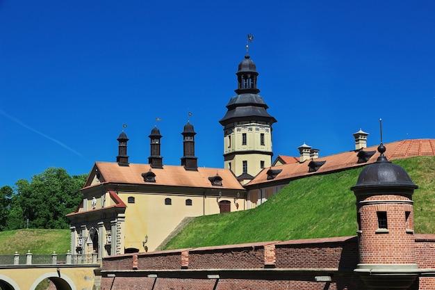 Nesvizh schloss in weißrussland