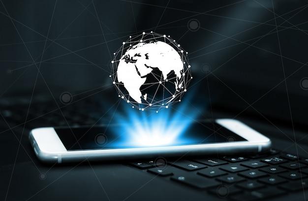 Netzwerk und internetverbindung