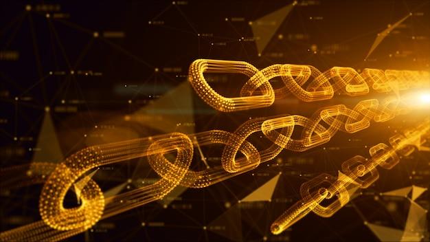 Netzwerkkettenverbindungen