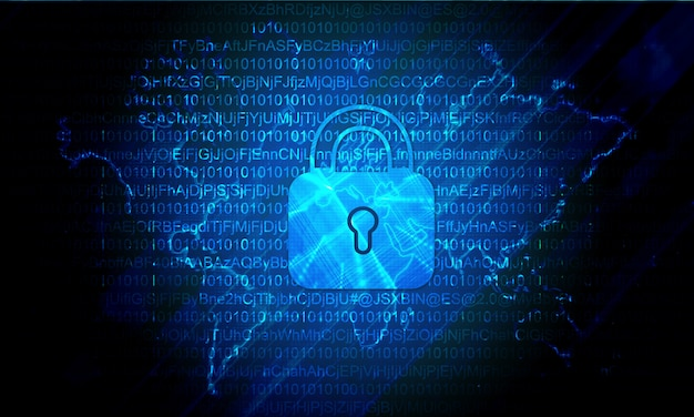 Netzwerksicherheit hintergrund