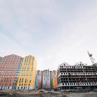 Neubau wohngebiet