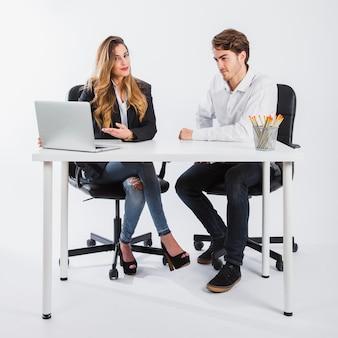 Neue arbeitssitzung