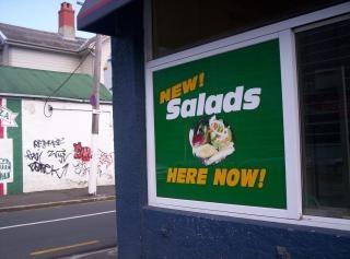 Neue salate