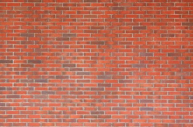 Neuer backsteinmauerbeschaffenheitshintergrund. retro-stil.