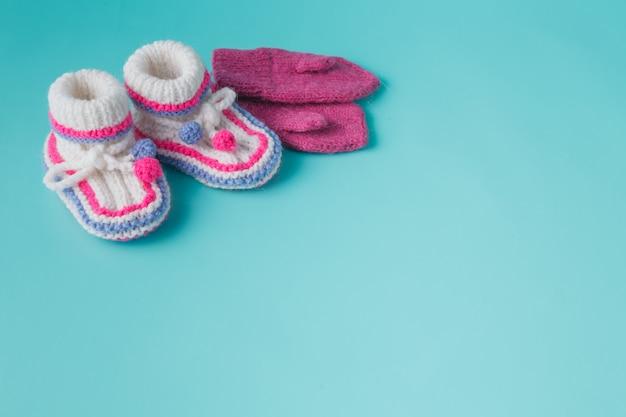 Neugeborene ankündigung des winterbabys