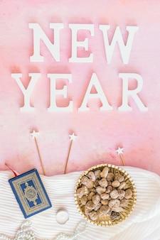 Neujahr und islamischer koran