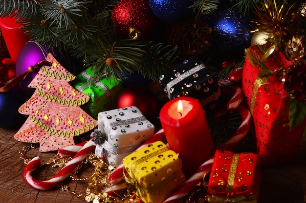 Neujahr und weihnachten