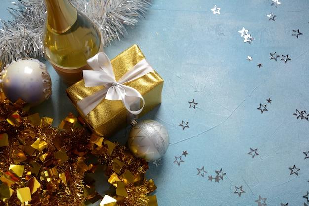 Neujahrs- und weihnachtsgeschenke