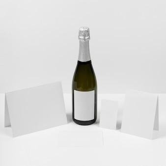 Neujahrsartikel-arrangement-modell