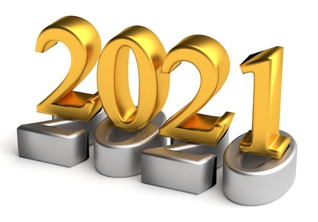 Neujahrsferienkonzept die farbnummer liegt bei