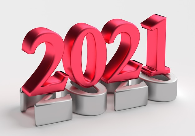 Neujahrsferienkonzept die neue nummer liegt bei alt