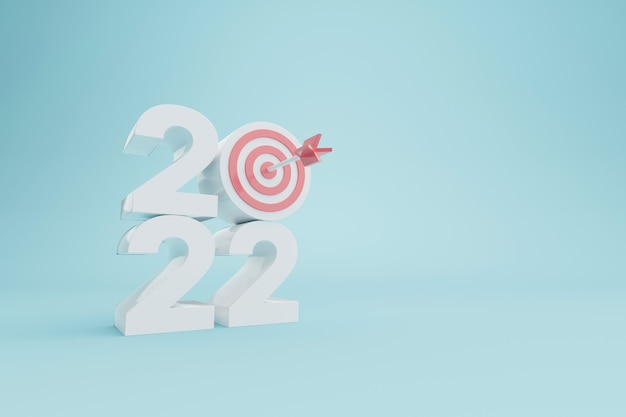 Neujahrsvorsatz 2022 zielerreichung ehrgeiz zum erfolg