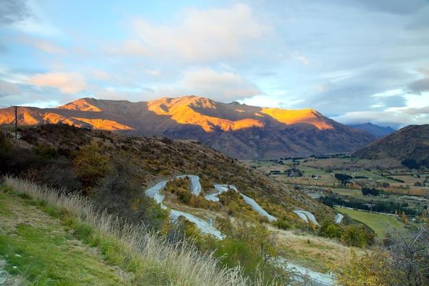 Neuseeland autobahn