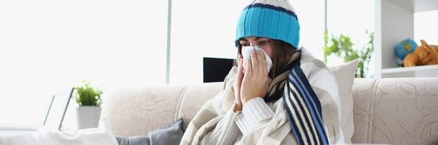 Nieder mit der schrecklichen krankheit