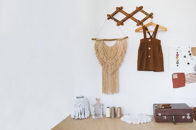 Niedliche kinderzimmer dekorationsideen babyzimmer designs dekor kleinkind baby bio-baumwollkleidung hängen an