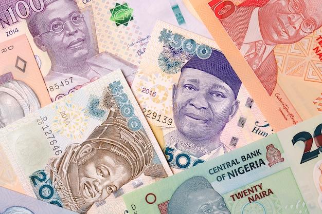 Nigerianisches geld, ein betriebswirtschaftlicher hintergrund