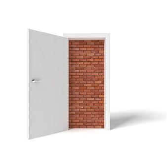 No way door