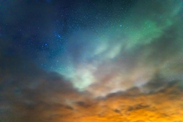 Nordlicht aurora borealis