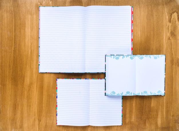 Notizbuch und tagebuchvorlagen