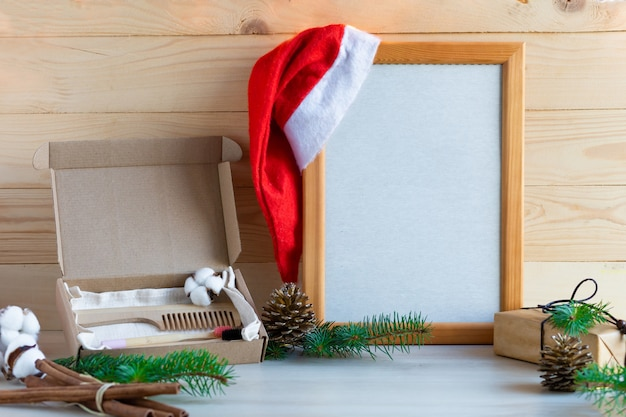 Null abfall weihnachten.