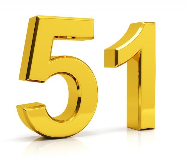 Nummer 51