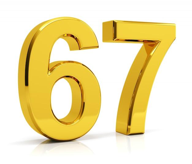 Nummer 67