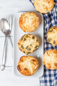 Nuts muffin kuchen