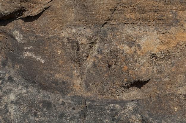 Oberfläche des marmors mit grauer tönung