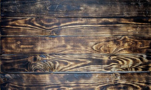 Oberfläche von vintage natürlichen alten dunklen holz texturplatten, alte braune holz textur