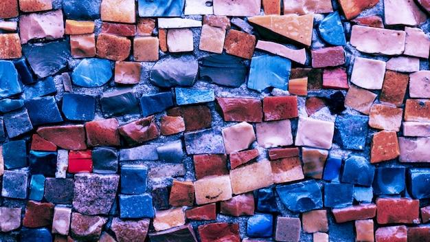 Oberflächendekoration. stein, marmor, granit, betonhintergrund. mauer.