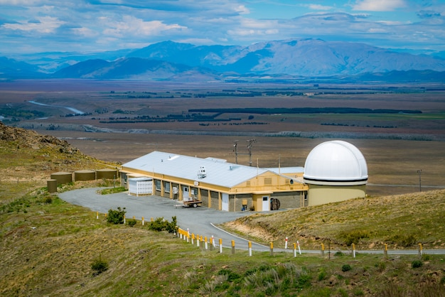 Observatorium der mount john university (mjuo)