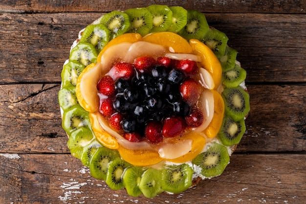 Obstkuchen