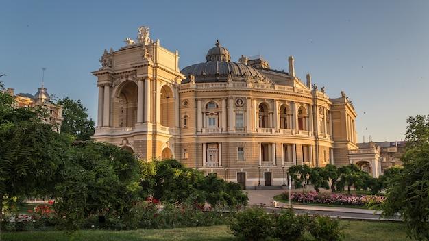Odessa opernhaus