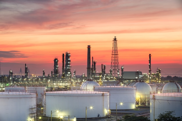 Öl-und gasindustrie
