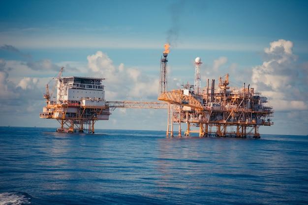 Öl- und gasproduktions-erdölpipeline der offshore-industrie